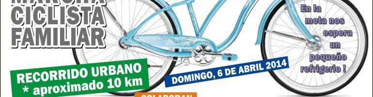 XXII Marcha Ciclista Familiar APAEX Elche