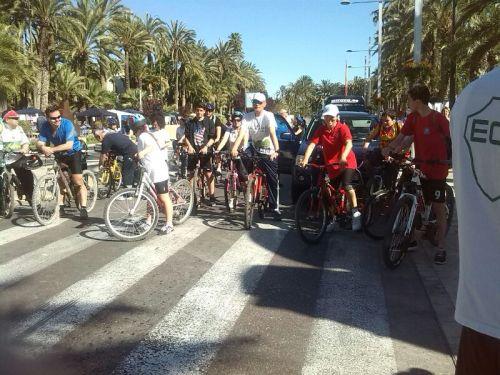XXIII marcha ciclista familiar APAEX Elche