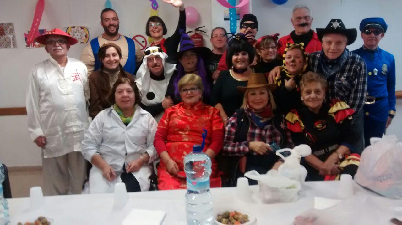 Carnaval APAEX del 2015