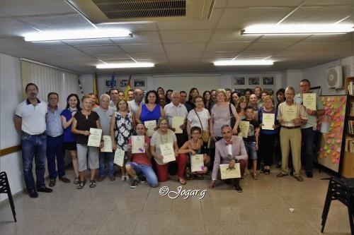 entrega de diplomas aniversario 2017